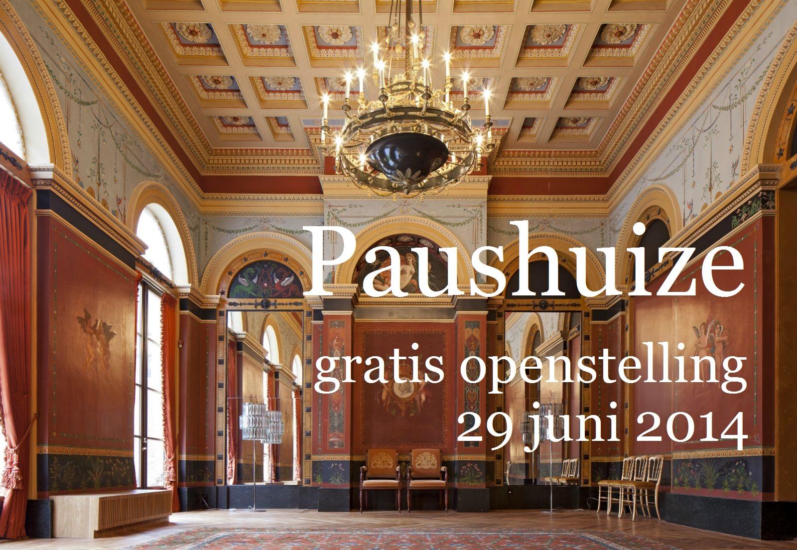 Paushuize 29 juni